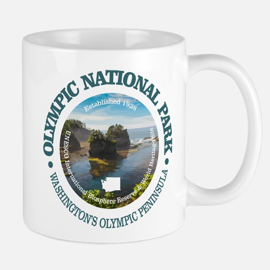 Olympic National Park Mugs