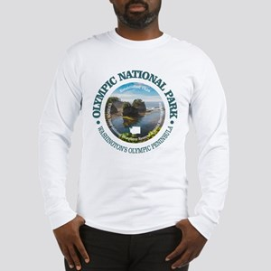 Olympic National Park Long Sleeve T-Shirt