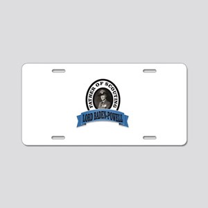 Father of scouts bp Aluminum License Plate