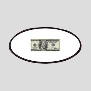 Hundred Dollar Bill Patch