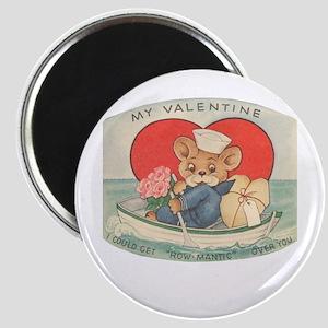Sailor Bear Valentines Magnet