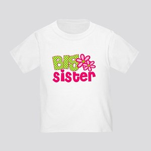 Big Sister Green Dot T-Shirt