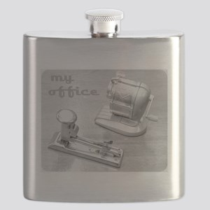 My office Flask