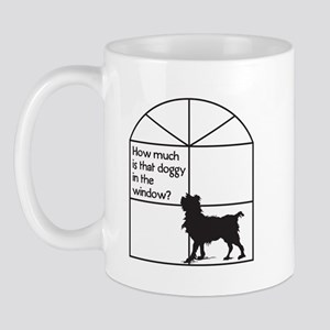 How Much Is That Doggy in the Mug