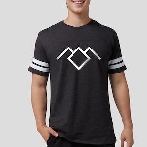 Twin Peaks Owl Cave Symbol Mens Football Shirt