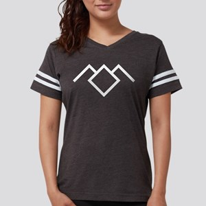 Twin Peaks Owl Cave Symbol Womens Football Shirt