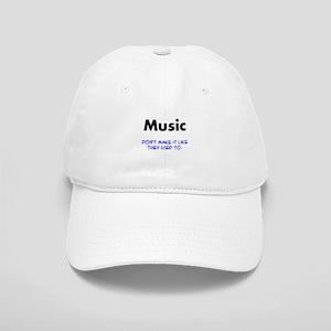 Music Not Same Cap