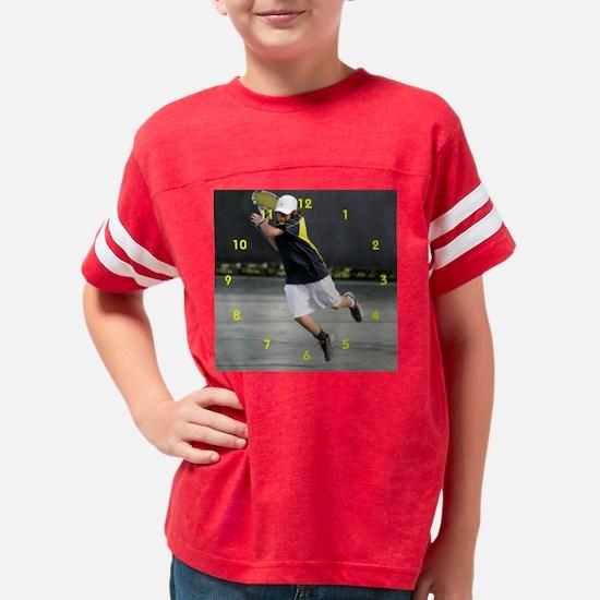 wallclock_Nico Youth Football Shirt