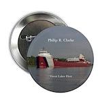 "Philip R. Clarke 2.25"" Button"