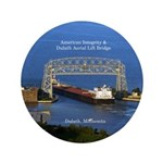 American Integrity In Duluth Button