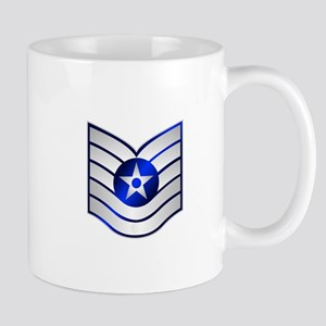 Air Force Technical Sergeant Mug