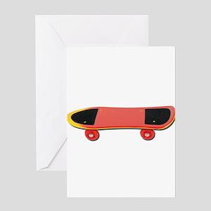 Skateboard081311 Greeting Cards