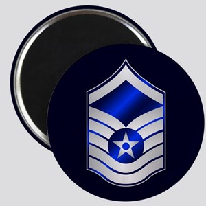 Air Force Master Sergeant Magnet