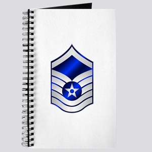 Air Force Master Sergeant Journal