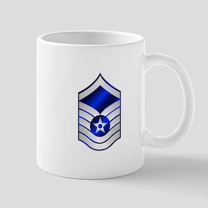 Air Force Master Sergeant Mug