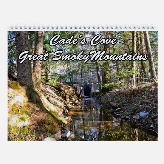 Great Smoky Mountain Calendar
