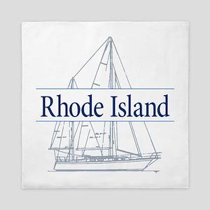 Rhode Island - Queen Duvet