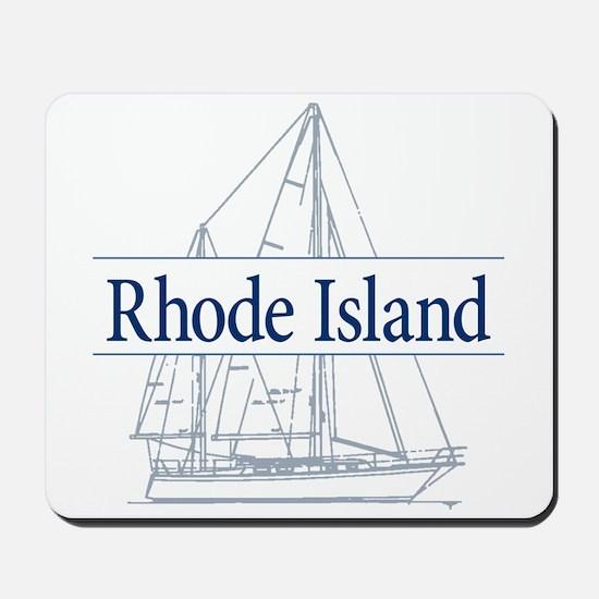 Rhode Island - Mousepad