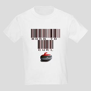 Born to Curl Kids T-Shirt