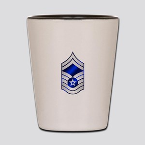 Air Force Senior Master Sergeant Shot Glass