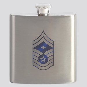 Air Force First Sergeant E-8 Flask