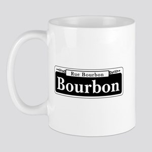 Bourbon St., New Orleans Mug