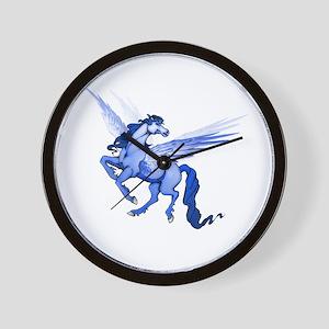 Horse Fantasy Wall Clock