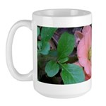 Camellia Japonica Large Mug