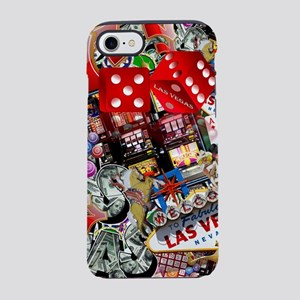 Las Vegas Icons - Gamblers Del iPhone 7 Tough Case