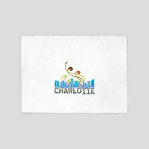 charlotte 5'x7'Area Rug