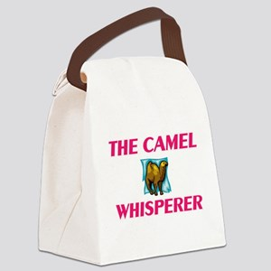 The Camel Whisperer Canvas Lunch Bag
