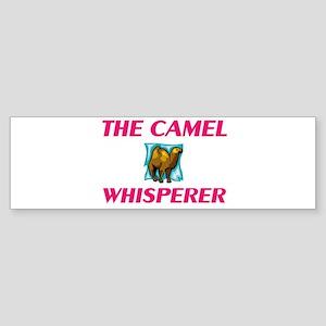 The Camel Whisperer Bumper Sticker