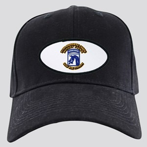 Army - DS - XVIII ABN CORPS Black Cap