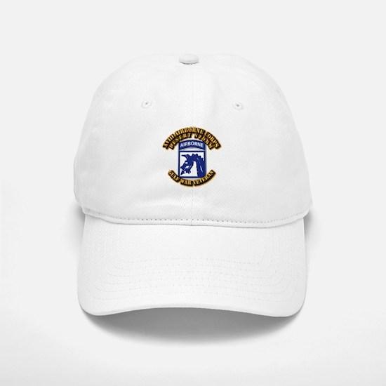 Army - DS - XVIII ABN CORPS Baseball Baseball Cap
