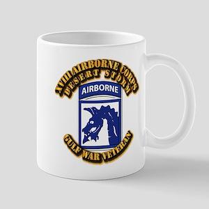 Army - DS - XVIII ABN CORPS Mug