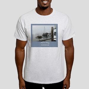 Morro Bay CA Light T-Shirt