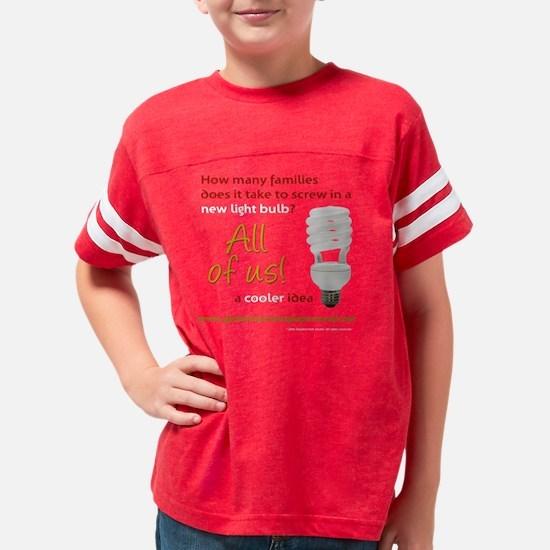 apparel_families_lightbulb Youth Football Shirt