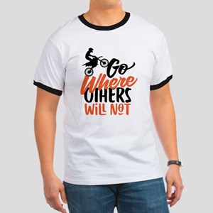 Dirt Bike Rider T-Shirt