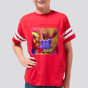 crawtile Youth Football Shirt