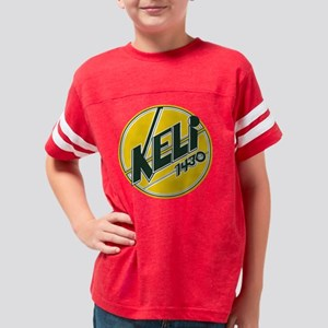 KELI Tulsa 75 - Youth Football Shirt