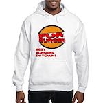 Fur Burger Hooded Sweatshirt