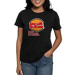 Fur Burger Women's Dark T-Shirt