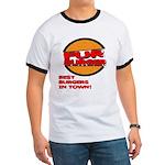 Fur Burger Ringer T