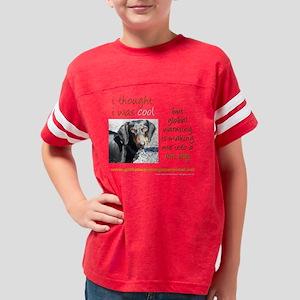 apparel_pets_hotdog Youth Football Shirt