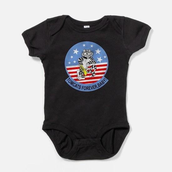 3-cat_02 copy.png Baby Bodysuit