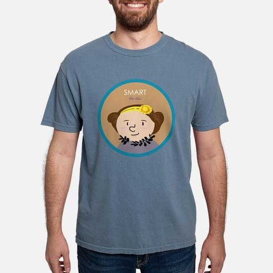 Smart like Ada Lovelace Mens Comfort Colors Shirt