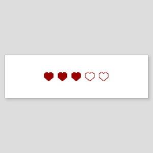 zelda Bumper Sticker