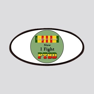 I Fought In Vietnam Now I Fight PTSD Patches