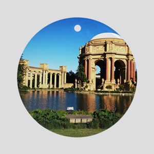 Palace of Fine Arts Round Ornament