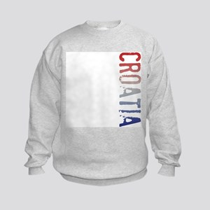 Croatia Kids Sweatshirt